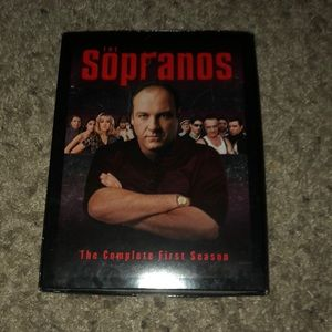 Sopranos The Complete First Season